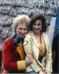 Colin Baker as the Doctor Signed 10 x 8 Photograph #p30